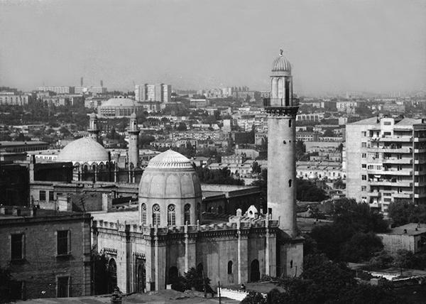 Мечеть Ашумова